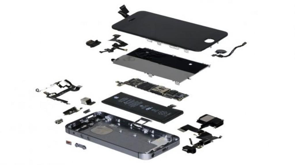 Компоненты iPhone SE