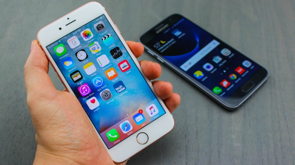 Лучший смартфон - Apple iPhone 6S
