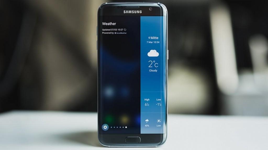 Лучший смартфон - Samsung Galaxy S7 Edge