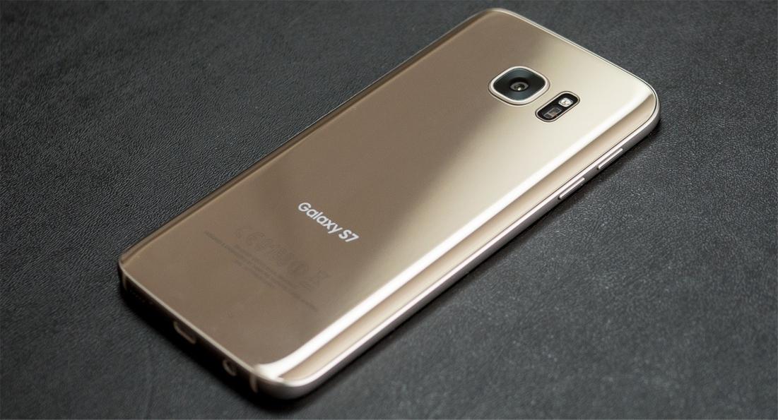 Лучший смартфон - Samsung Galaxy S7