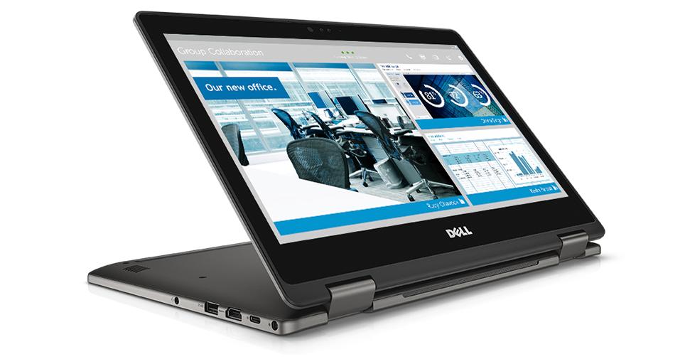 Гибридный ноутбук Dell Latitude 13 3000