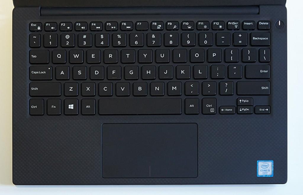 Клавиатура ноутбука Dell XPS 13