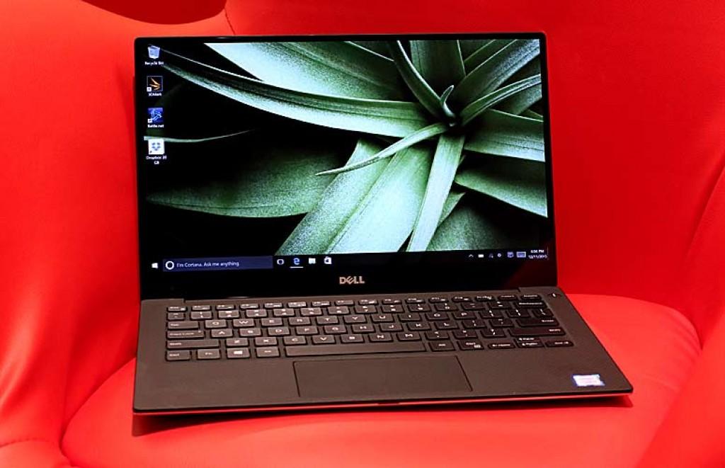 Ноутбук Dell XPS 13. Обзор