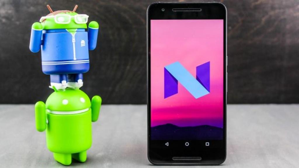 Обновление Android N