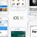 Обновление iOS 10