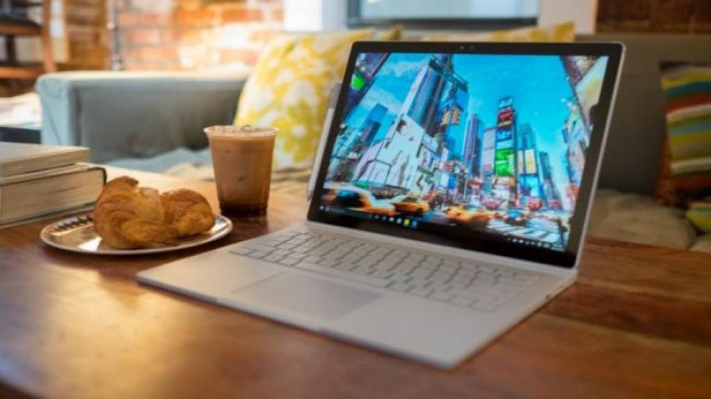 Лучший ноутбук Microsoft Surface Book