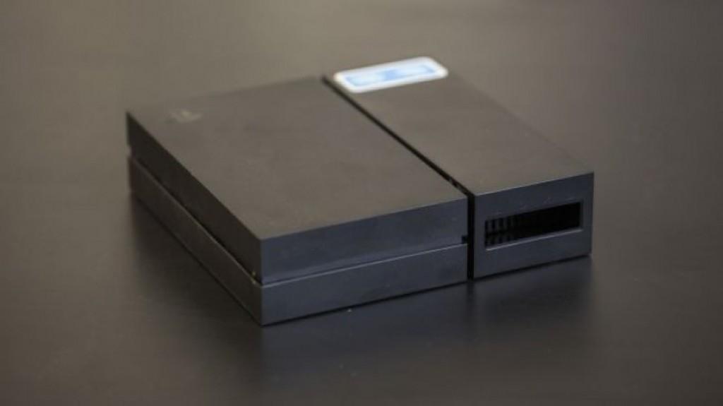 Контрольный блок PlayStation VR