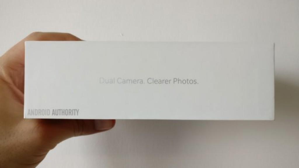 Коробка OnePlus 5