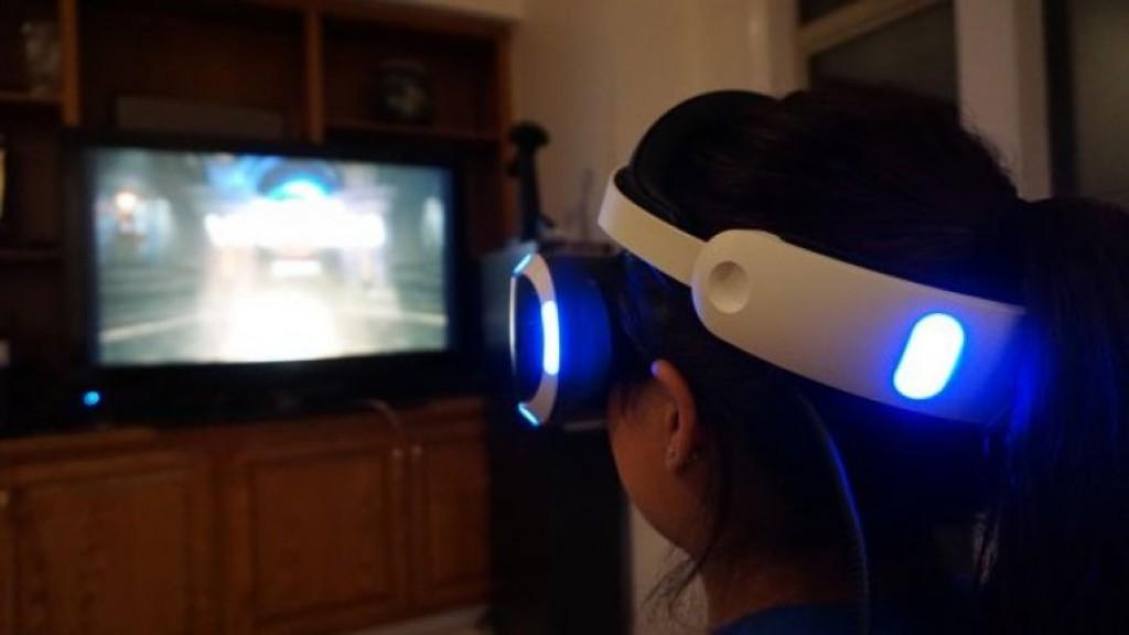 Обзор Sony PlayStation VR