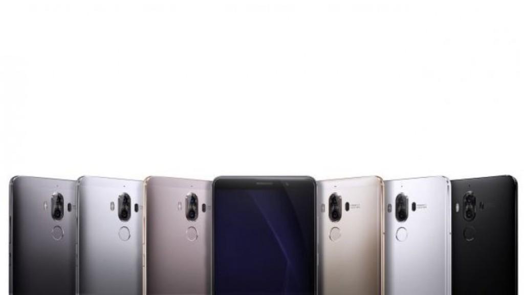 Телефоны Huawei Mate 9