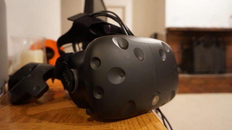 Гарнитура виртуальной реальности HTC Vive