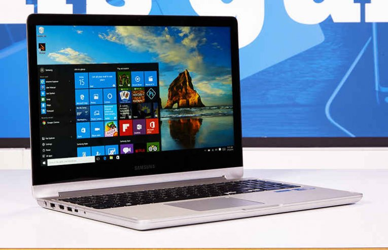 Ноутбук Samsung Notebook 7 Spin