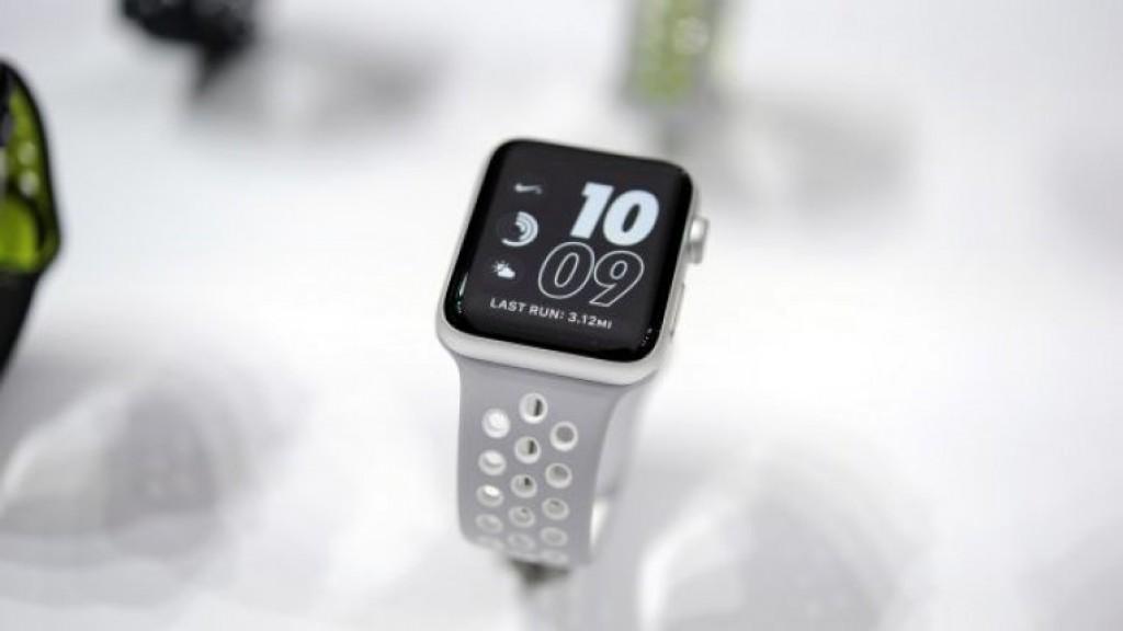 Обзор Apple Watch 2 Nike +