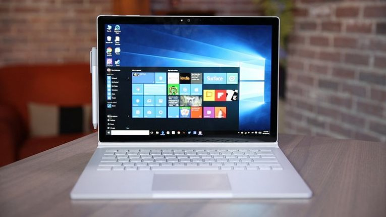 Обзор Microsoft Surface Book
