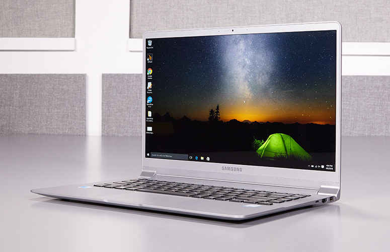 Обзор Samsung Notebook 9