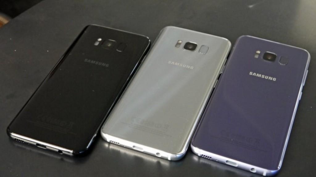 Смартфон Samsung Galaxy S8