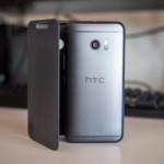 Телефон HTC 10 и чехол Ice View Case