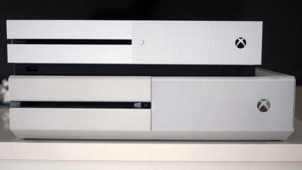 Xbox One и Xbox One S