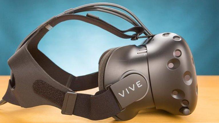 Виртуальные очки HTC Vive