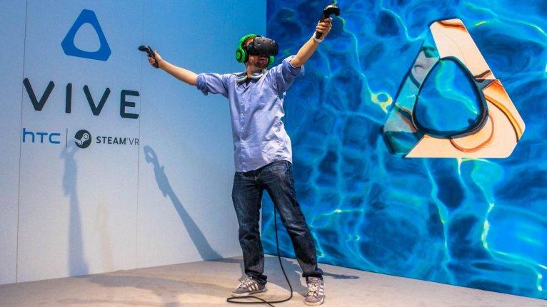 Гарнитура HTC Vive