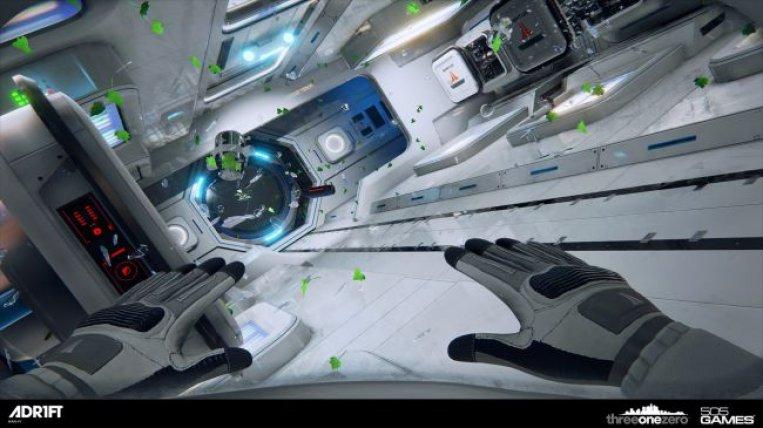 Игры Oculus Rift
