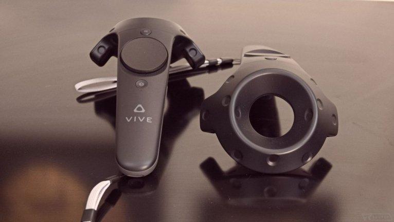 Контроллер HTC Vive