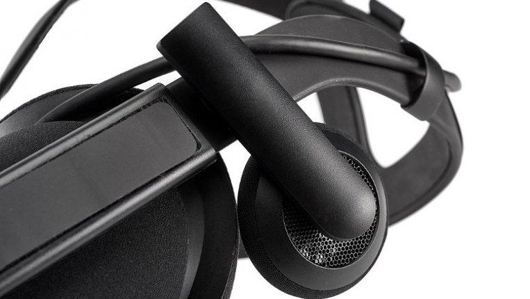Наушники гарнитуры Oculus Rift