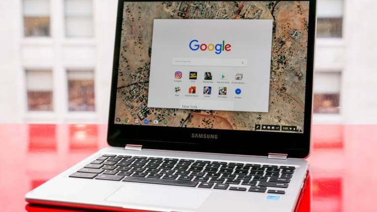 Ноутбук Samsung Chromebook Pro
