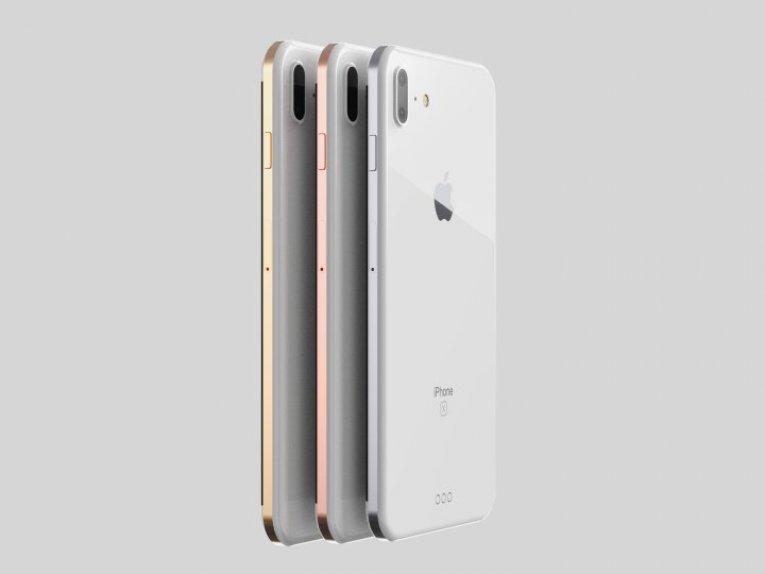 iPhone 8 - Внешний вид