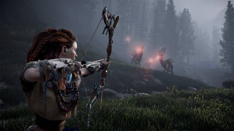 Игра Horizon Zero Dawn