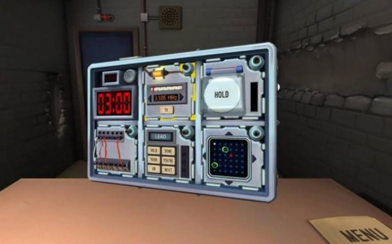 Игра Keep Talking & Nobody Explodes