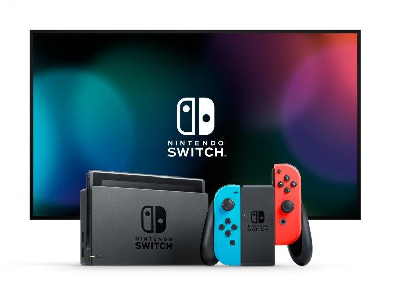 Игровая консоль Nintendo Switch