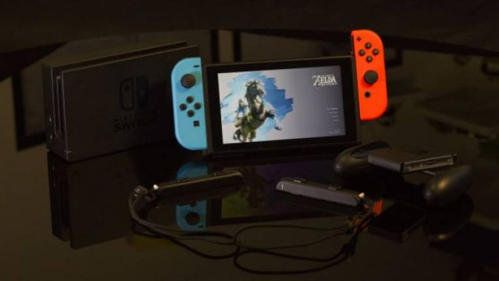 Консоль Nintendo Switch