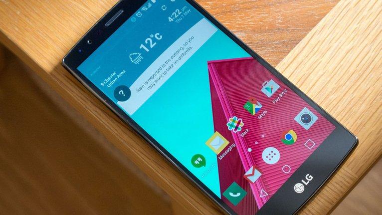 Новый LG G6