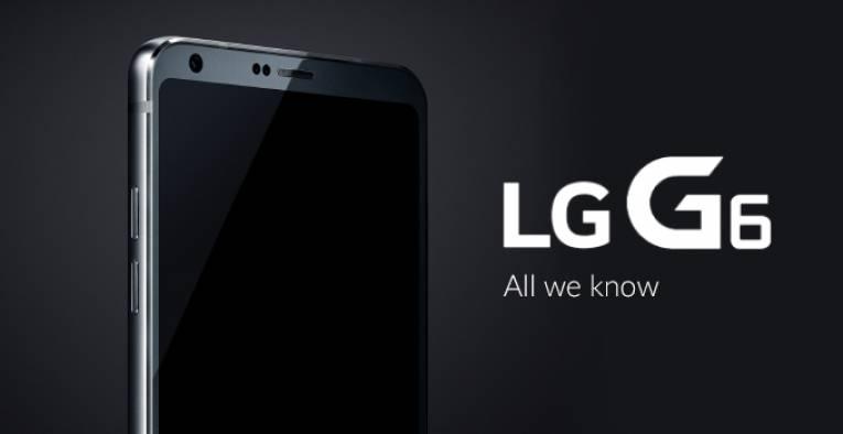 Рендер LG G6