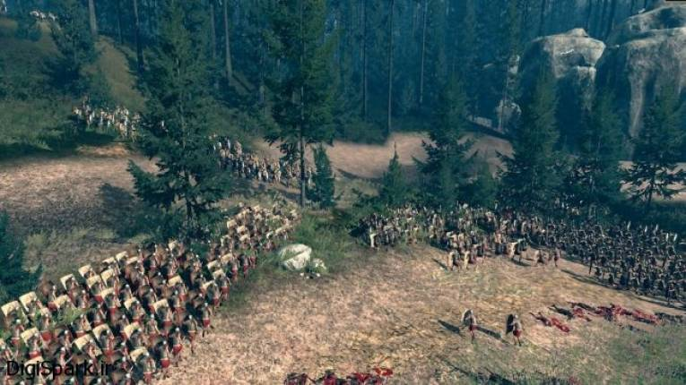 Тесты видеокарты на Total War Rome II