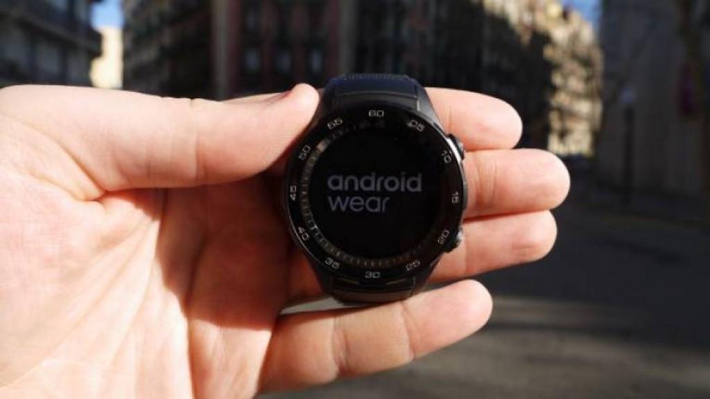 Часы Huawei Watch 2
