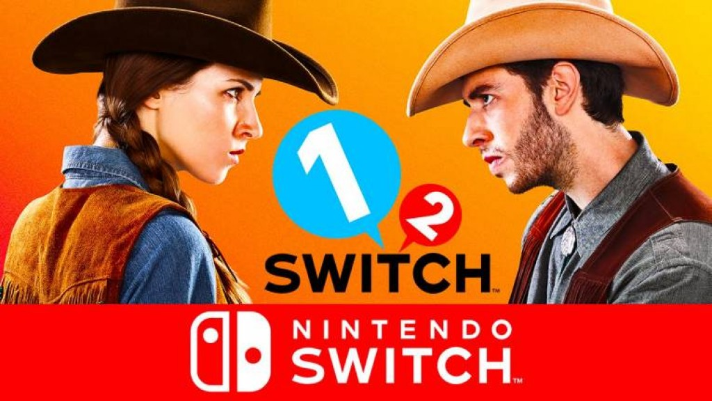 1-2 Switch для Nintendo Switch