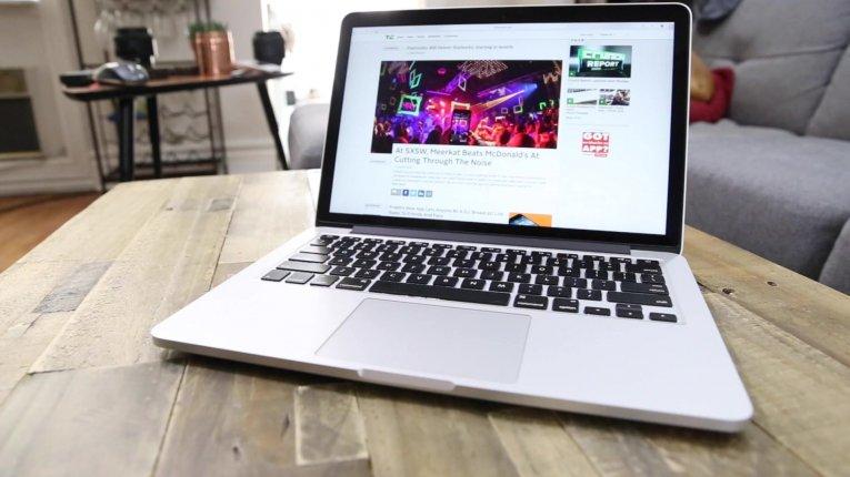 13-дюймовый MacBook Pro Retina