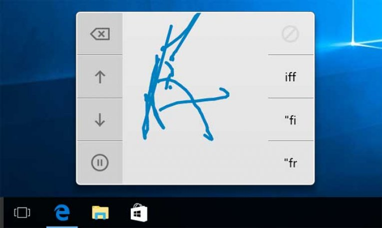 Asus Touchpad Handwriting
