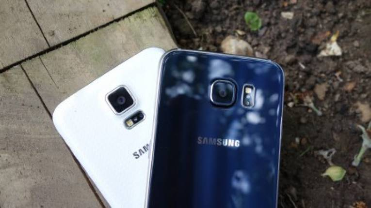 Samsung Galaxy S5 и Galaxy S6