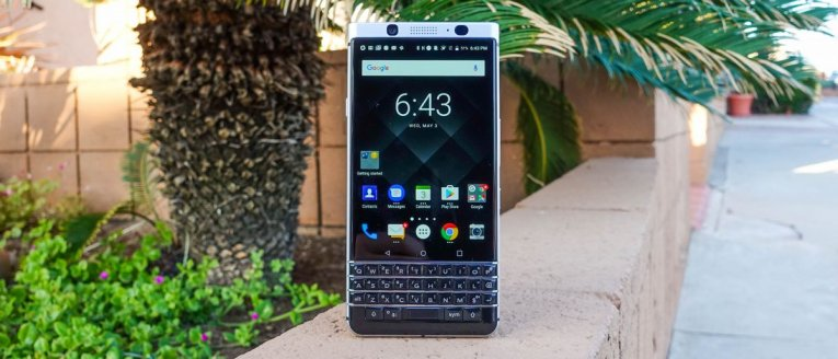 Обзор BlackBerry KeyOne