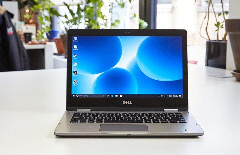 Обзор Dell Inspiron 13 7000 (2017)