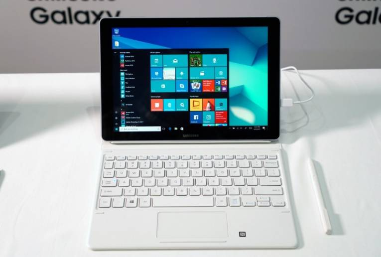 Обзор Samsung Galaxy Book