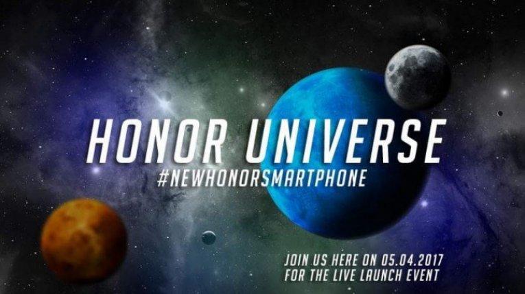 Тизер к запуску нового Honor