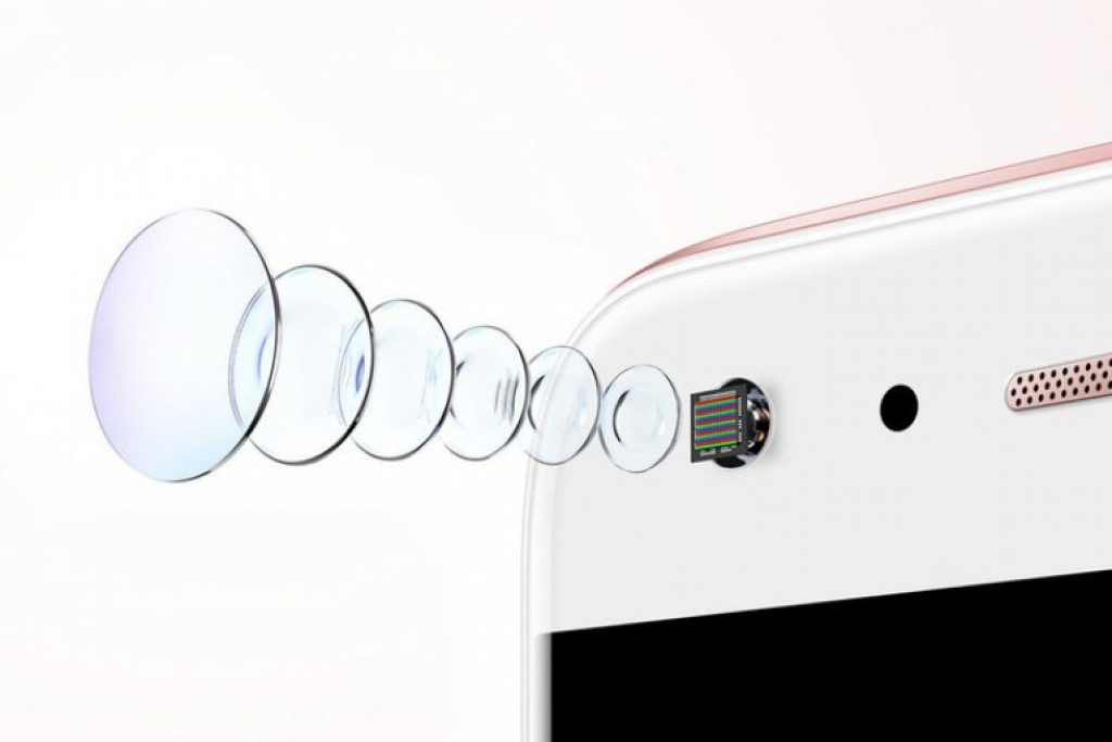 Камера Huawei P10