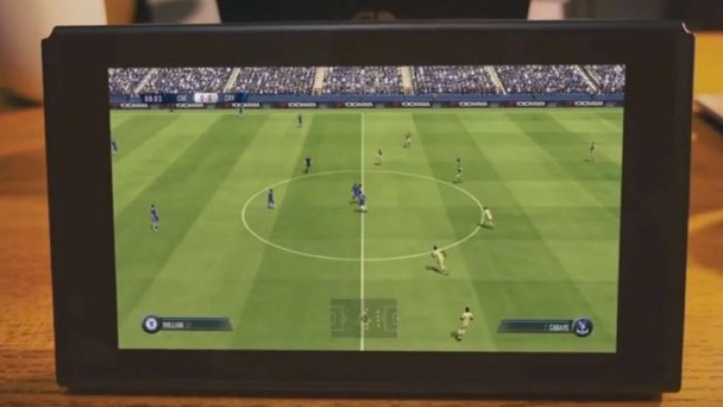 Мобильная версия FIFA
