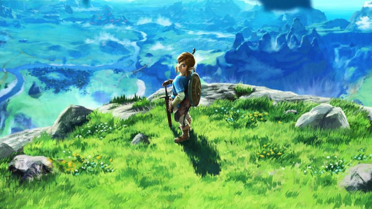 Обзор Legend of Zelda - Breath of the Wild
