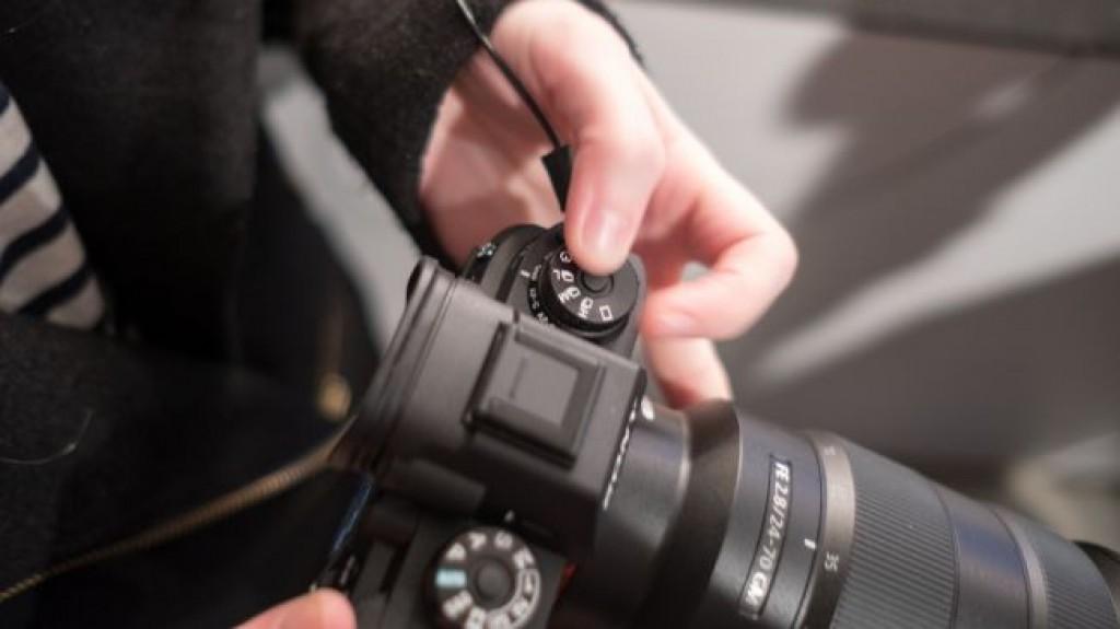 Фотокамера Sony Alpha A9