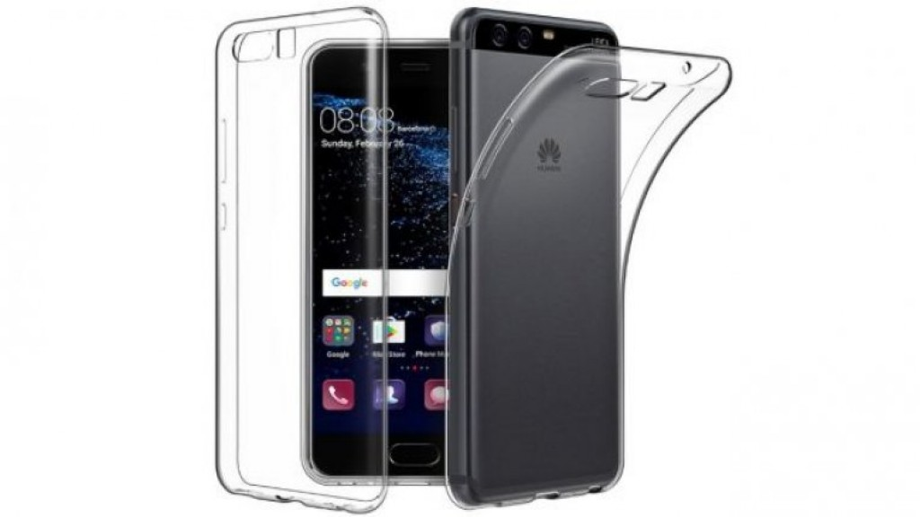 Чехол EasyAcc Soft Crystal Clear Case для Huawei P10